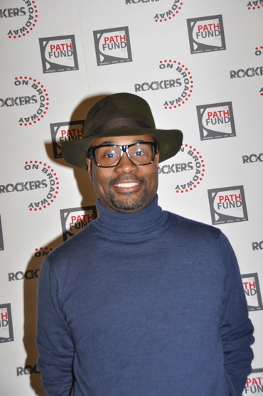 Photo Coverage: Backstage at The Rockers on Broadway Halloween Spooktacular!