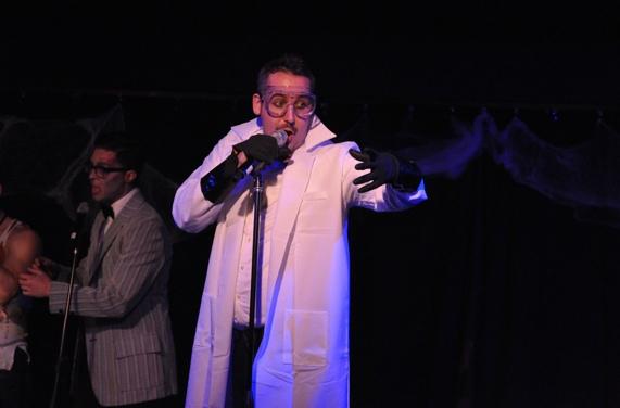 Ben Cameron at Rockers on Broadway Halloween Spooktacular - The Performances!