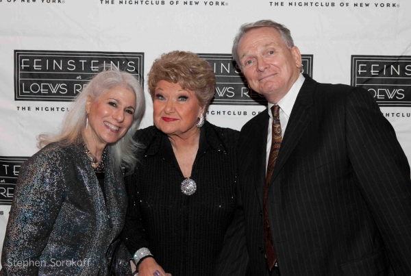 Jamie deRoy, Marilyn Maye, Bob Mackie at BWW Reviews: Marilyn Maye's 'The Best Of Times Is Now' Opens at Feinstein's at Loew's Regency