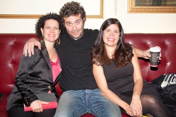 Susie Essman, Craig Bierko, and Dayle Rayfel