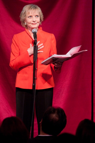 Florence Henderson at Happy Halloween From CELEBRITY AUTOBIOGRAPHY Featuring Florence Henderson, Craig Bierko & More!