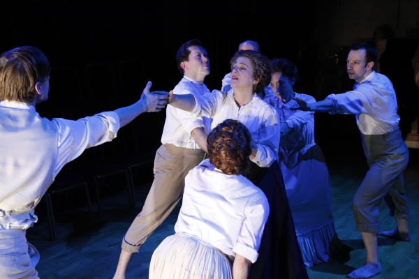 Photo Flash: First Look at at Mary Testa, et al. in Transport Group's QUEEN OF THE MIST