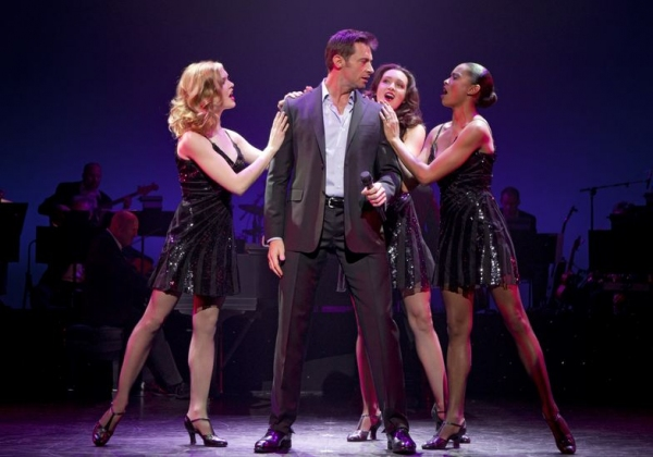 Photo Flash: HUGH JACKMAN, BACK ON BROADWAY- Production Shots!