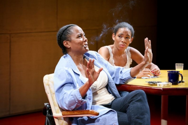 Photo Flash: First Look at Tonya Pinkins, et al. in MILK LIKE SUGAR