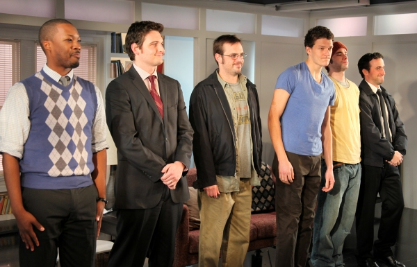 Photo Coverage: SUICIDE, INCORPORATED Opens at Roundabout Theatre Company