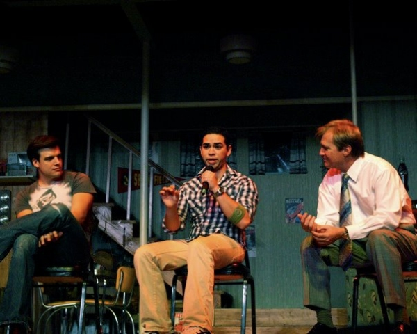 Photo Flash: Inside the LIFE COULD BE A DREAM Talkback