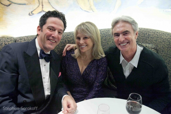 John Pizzarelli, Robyn & David Steinberg