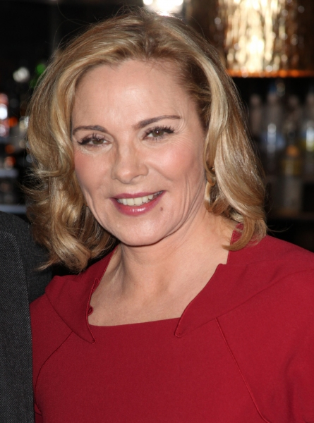 Photo Coverage: Kim Cattrall, Paul Gross & PRIVATE LIVES Meet the Press