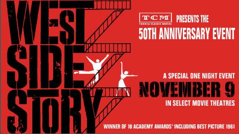 FLASH FRIDAY: WEST SIDE STORY - All The Way