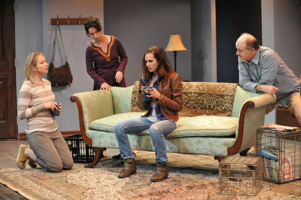 Kendra Thulin, Audrey Francis, Janelle Kroll and Mick Weber in Want by Zayd Dohrn.