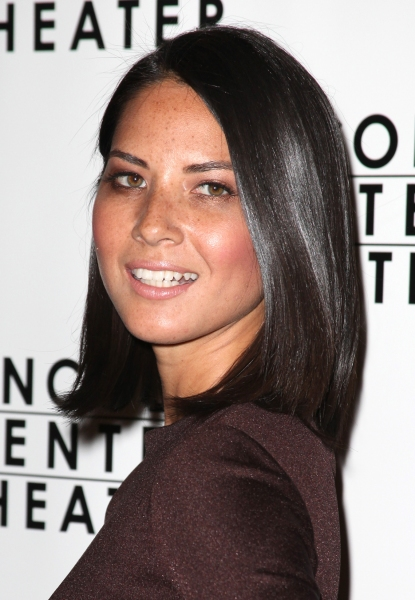 Olivia Munn at OTHER DESERT CITIES Opens on Broadway - After Party!