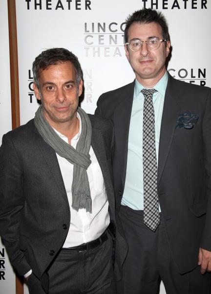 Joe Mantello & Jon Robin Baitz