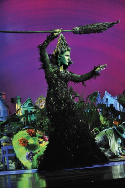 Photo Flash: First Look at Marianne Benedict as Wicked Witch in THE WIZARD OF OZ