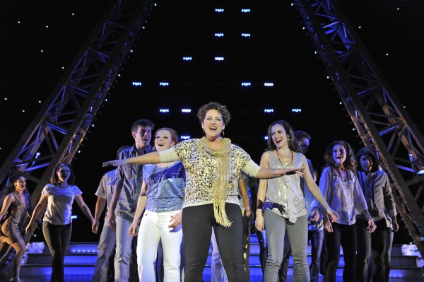 Photo Flash: Joseph and the Amazing Technicolor Dreamcoat At Paramount