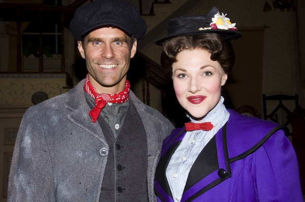 Cameron Mathison at Cameron Mathison Makes Cameo in MARY POPPINS!