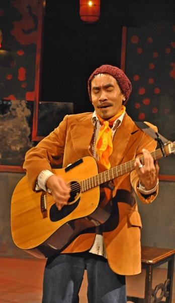 Jojo Gonzalez as Feste