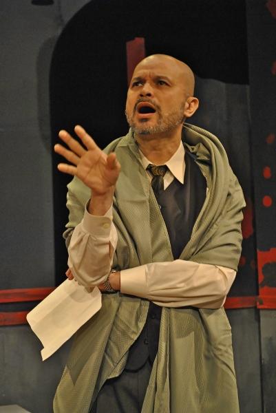 Andrew Eisenman as Malvolio