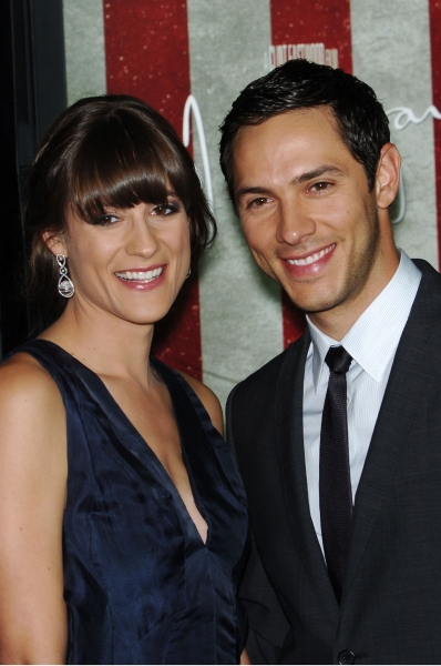 Rachael Kemery and Michael Rady