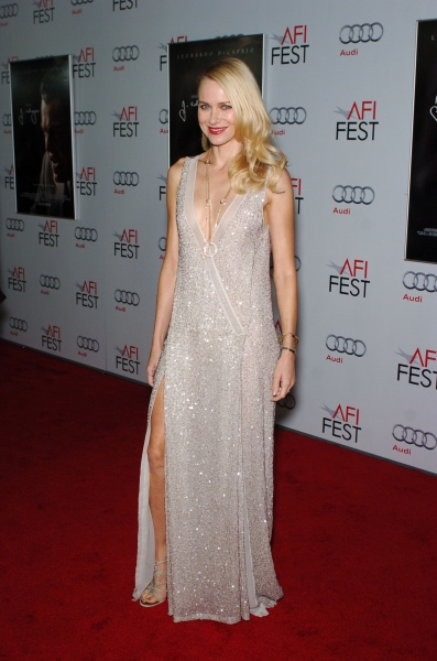 Naomi Watts  at AFI Fest Premiere of J. EDGAR