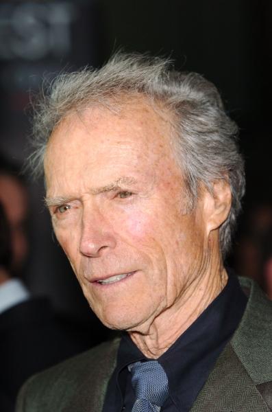 Clint Eastwood  at AFI Fest Premiere of J. EDGAR