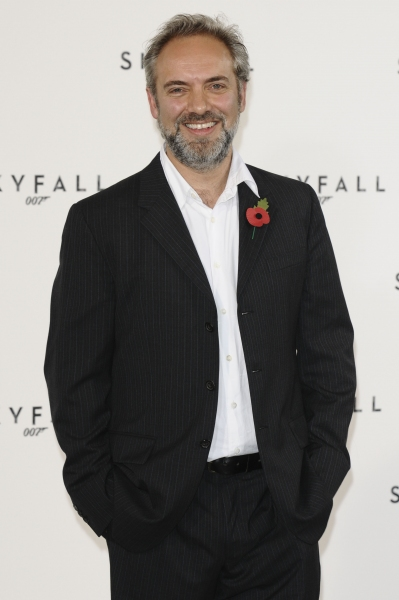 Nov. 3, 2011 - London, England, United Kingdom - director, Sam Mendes.at the phoptocall to announce the start or production of the ne James Bond film ''SKYFALL'' at Massimo's restaurant, London...©Ash Knotek  D2349 03/11/2011. (Credit Image: © Snapper at Filming to Begin on James Bond Film SKYFALL