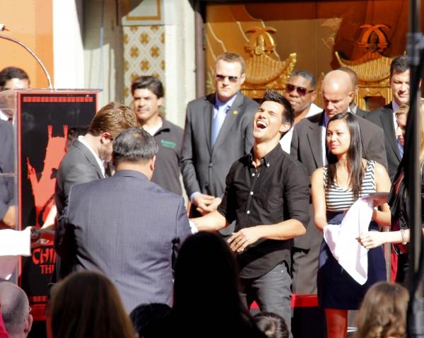Twilight's Kristen Stewart, Robert Pattinson & Taylor Lautner