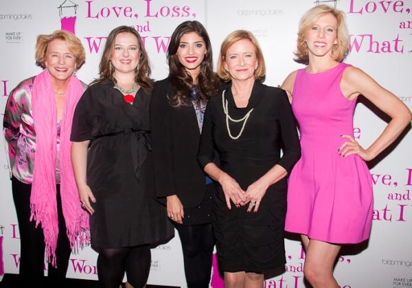 Jenny Allen, Zuzanna Szadkowski, Amanda Setton, Eve Plumb, and Maddie Corman