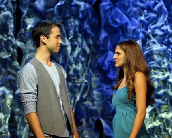 Nathan Shrake and Melissa Mitchell Photo