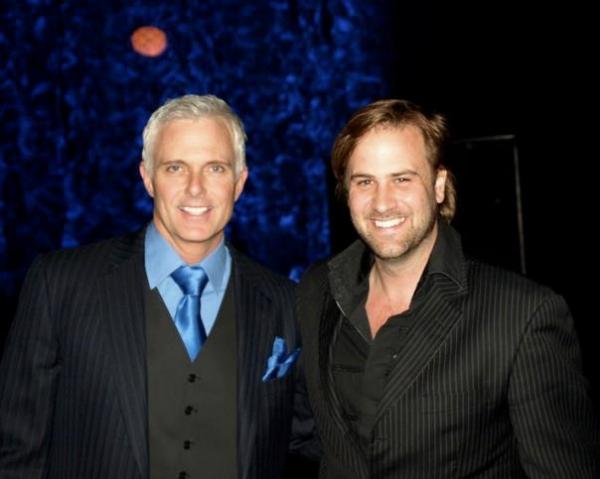 Patrick Kennedy and James C Mulligan Photo