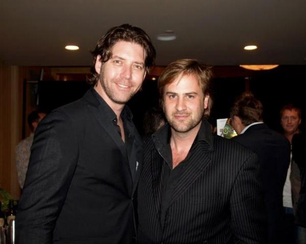 James Barbour and James C Mulligan Photo