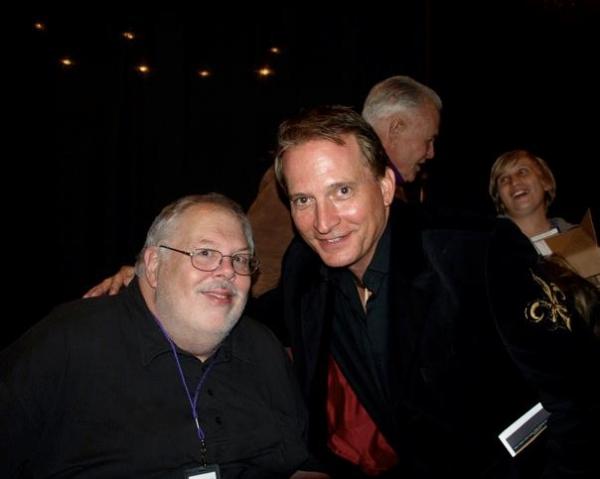Calvin Remsberg and Rex Smith Photo