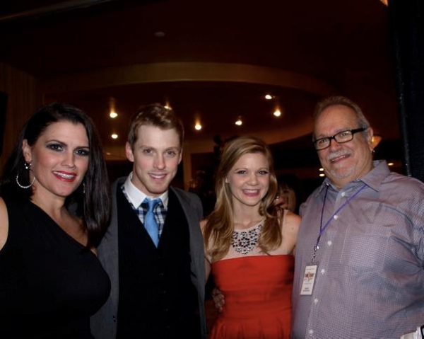 Photo Flash: Before and After Broadway Rocks Anaheim 2011!