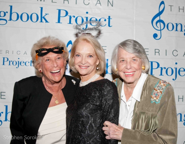 Iris Love, Dr. Ruth Apelhof, Liz Smith