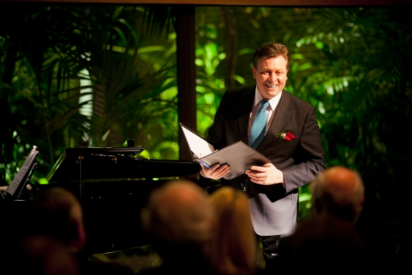 Photo Flash: Tenor Anthony Kearns Teams Up With ONE Campaign to Benefit U.S. Troops