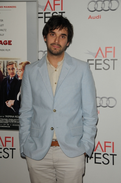Nov. 5, 2011 - Los Angeles, California, U.S. - Alex Ross Perry Attending The AFI Fest Photo