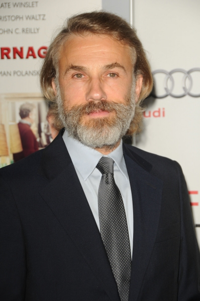 Nov. 5, 2011 - Los Angeles, California, U.S. - Christoph Waltz Attending The AFI Fest 2011 Presents The Gala Screening Of ''Carnage'' held at the Grauman's Chinese Theatre in Hollywood, California on 11/5/11. 2011(Credit Image: © D. Long/Globe Photos/Z