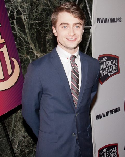 Photo Coverage: Daniel Radcliffe, SMASH Stars & More Honor Neil Meron & Craig Zadan and Celebrate NYFM!