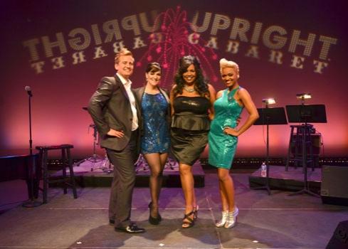 Photo Coverage: Upright Cabaret's American Icon Series kicks off 3rd Season with Bean, MacCalla and Mercado