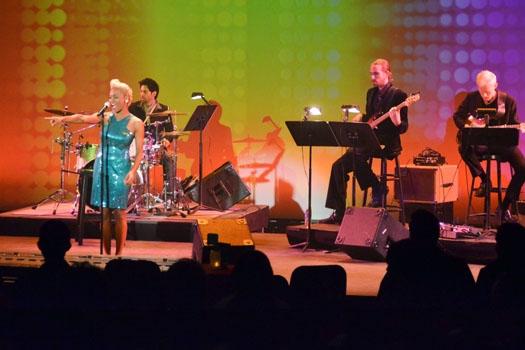 Photos: Upright Cabaret's American Icon Series kicks off 3rd Season with Bean, MacCalla and Mercado