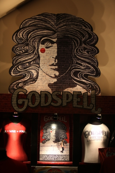 Photo Coverage: GODSPELL Opening Night on Broadway Curtain Call!