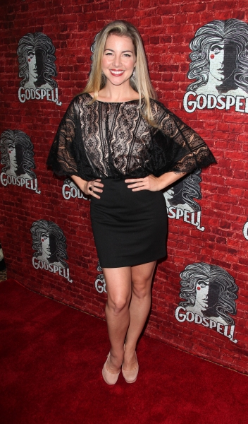 Photo Coverage: GODSPELL Opening Night Party!