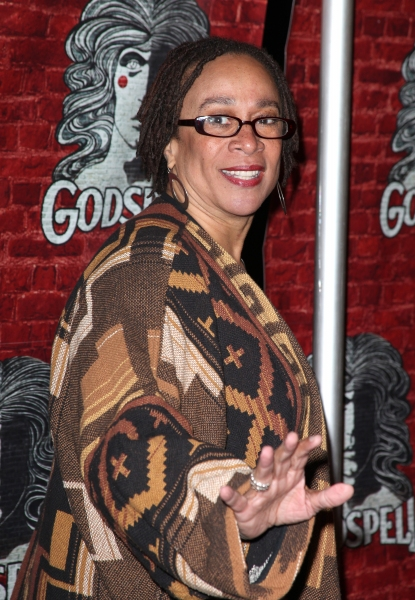 S. Epatha Merkerson  at GODSPELL Opening Night Arrivals