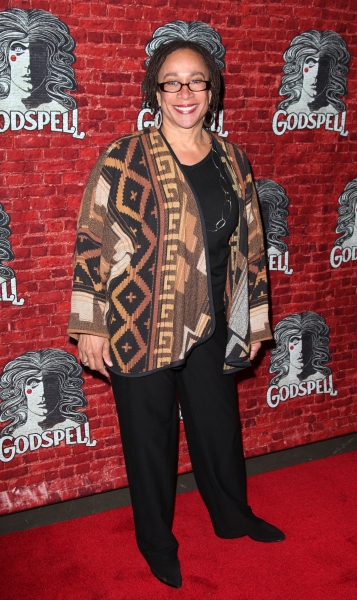 S. Epatha Merkerson. at GODSPELL Opening Night Arrivals