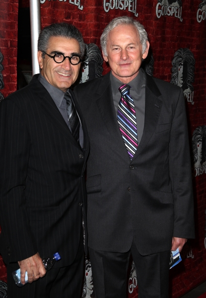 Photo Coverage: GODSPELL Opening Night Arrivals