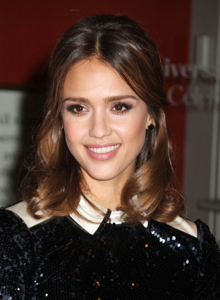 Nov. 7, 2011 - New York, New York, U.S. - JESSICA ALBA attends the 21st Annual Glamour Women of the Year Awards held at Carnegie Hall. (Credit Image: © Nancy Kaszerman/ZUMAPRESS.com)