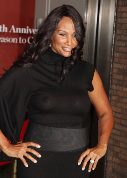 Nov. 7, 2011 - New York, New York, U.S. - Model BEVERLY JOHNSON attends the 21st Annu Photo