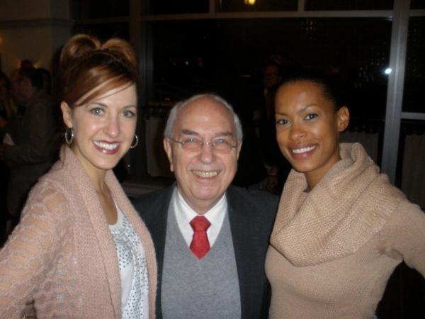 Photos: Susan Stroman, Emanuel Azenberg, et al. Kick Off 30th Annual Astaire Awards Season