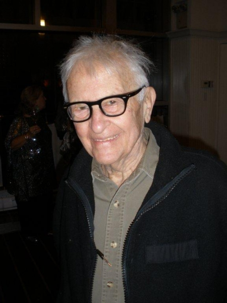 Filmmaker Albert Maysles Photo