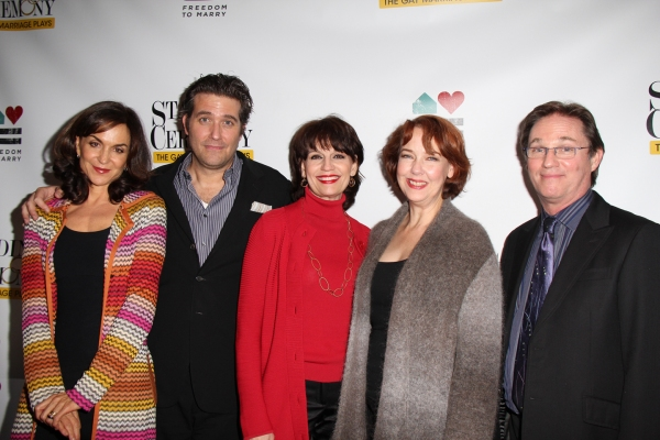 Photo Flash: Craig Bierko, Beth Leavel, et al. in STANDING ON CEREMONY