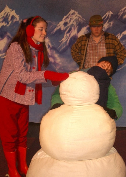 Photo Flash: Way Off Broadway Presents FROSTY